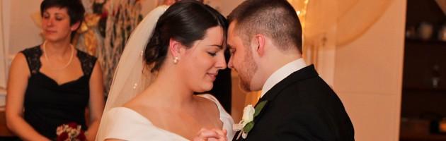 Allison & Phillip's Club Monarch Wedding Reception