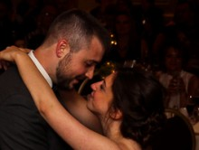 Jessica and Michael's Radisson Wedding Reception