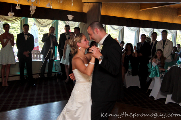 Morgan Matt First Dance