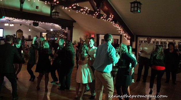Amber Kyle Wedding Dancing