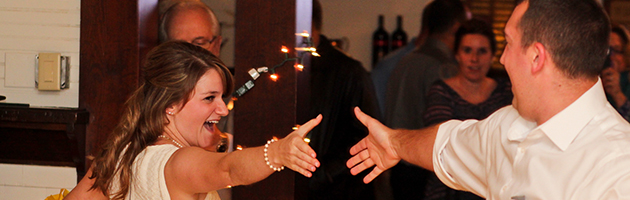 Amber & Kyle's Sadaquada Wedding Party!