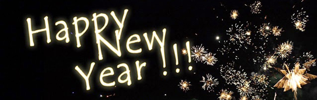 Happy New Year from DJ Kenny
