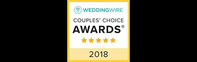 2018 Wedding Wire Award Winner